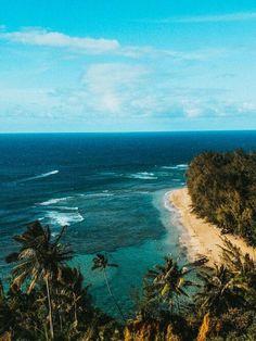 in Kauai: bezienswaardigheden, Napali Coast, watervallen en meer Kauai, the most beautiful Island of Hawaii the most beautiful Island of Hawaii Hawaii Honeymoon, Hawaii Vacation, Hawaii Travel, Beach Trip, Hawaii Beach, Beach Travel, Kauai Hawaii, Hawaii Resorts, Maui