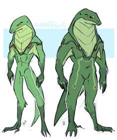Alien Character, Character Concept, Character Art, Creature Feature, Creature Design, Dnd Characters, Fantasy Characters, Alien Design, Alien Concept Art