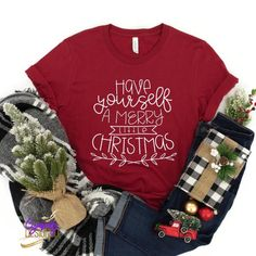 Have yourself a merry little christmas - Medium / Unisex
