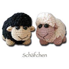 Baby Knitting Patterns Animals Little sheep - free pdf instruction Crochet Sheep Free Pattern, Baby Knitting Patterns, Free Knitting, Free Crochet, Crochet Patterns, Afghan Patterns, Amigurumi Patterns, Crochet Animals, Crochet Toys