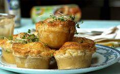 Muffin Tin Chicken Pies