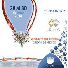 Hoy es nuestro ultimo día en Expo Joya te esperamos en el WTC de la Ciudad de México.