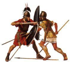Guerras macedonicas.