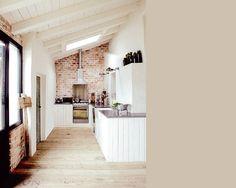 Mooie L-vormige keuken, volledig benut! ~ Caro