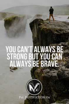 Be brave #Successfulhomedecor