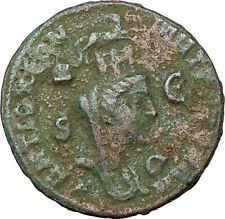 PHILIP II Roman Caesar 244AD Antioch Tyche Large Ancient Roman Coin i20033 #ancientcoins https://ancientcoinsaustralia.wordpress.com/2015/11/03/philip-ii-roman-caesar-244ad-antioch-tyche-large-ancient-roman-coin-i20033-ancientcoins/