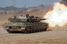Leopard 2A6 & 2A7 vss. - Fucking rad !!