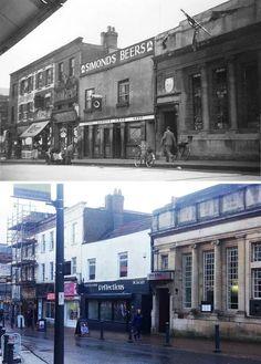 East street bedminster City Of Bristol, Bristol Uk, East Street, Street View, Old Pub, Amazing Photos, Old Photos, Past, Geek