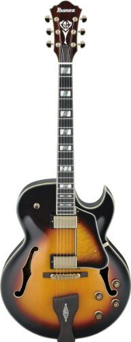 Ibanez アイバニーズ フルアコギター LGB30-VYS [George Benson Model] Ibanez http://www.amazon.co.jp/dp/B00ED96Y3G/ref=cm_sw_r_pi_dp_nta-ub1C073CG