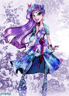 Kitty Cheshire - Spring Unsprung by FreshPlinfa-Ivy