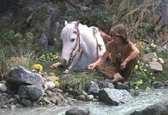 #Artax, Atreyu's horse in Michael Ende's #Theneverendingstory #fictionalhorse
