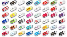 Amazon Dash Button — Many Varieties — Free Postage