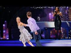 ▶ Torvill and Dean with Rebecca Ferguson - Dancing on Ice 2014