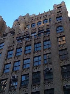 Manhattan Buildings, Multi Story Building
