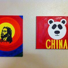 Jesus and China