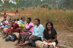 Our loyal teacher fans! Soccer in Uganda.  www.simoneskids.com Hope In God, Soccer Match, Primary School, Uganda, Fans, Teacher, Couple Photos, Couples, Couple Shots
