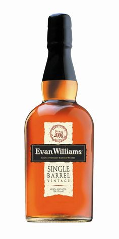 The 2000 Single Barrel is as smooth as can be. As with the '99, there's lots of honey, vanilla, and caramel in the body, but here an orange character is at play, with some floral notes and even a little herbal character. The finish is smooth and easy, a perfectly balanced whiskey at a ridiculously affordable price.  Sampled from barrel #1, bottled on 10/29/2009. 86.6 proof.  A+ / $26