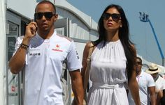 Aria di crisi tra Lewis Hamilton e Nicole Scherzinger?