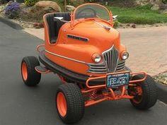 Cool old bumper car!!
