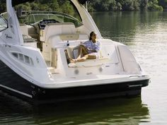 Sea Ray 350 this one i want also....