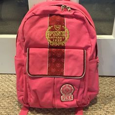 ✨🎉SALE✨🎉Limited Edition Victoria Secret Backpack Super cute Victoria Secret Pink backpack. NEVER BEEN CARRIED. New without tags. It was a limited edition that they only sold for a short period, so it is hard to find. Great bag! Victoria's Secret Bags Backpacks