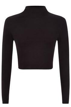 The Turtle Neck - Black | Tara Starlet AW14. A must-have wardrobe staple, this versatile basic goes with everything! In luxurious jersey it feels like heaven on the skin. In a range of neutrals it will definitely compliment any skirt or pair of trousers.