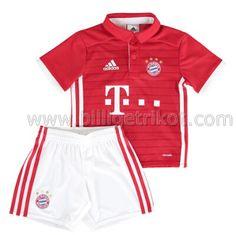Bayern München Heim trikot 2017 Kinder | €16,9