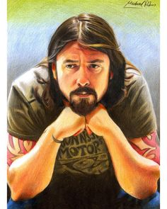 """456 Likes, 7 Comments - Dave Grohl Fan Page (@discogrohl) on Instagram: """"💔 . . . . . . . . . . . . . . #davegrohl #nirvana #foofighters #foos #ff #drummer #rockstar #fanart…"""""""