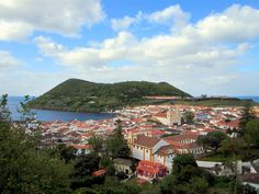 In the 16th and 17th centuries Angra do Heroismo on Terceira Island in the Azores was the richest city between Europe and the Americas. Today it's a UNESCO World Heritage site.
