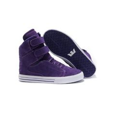 Tenis Supra Dama Justin Bieber Never Say Never ❤ liked on Polyvore featuring shoes, sneakers, supra, purple, zapatos, supra footwear, purple shoes, purple sneakers, supra sneakers and supra shoes