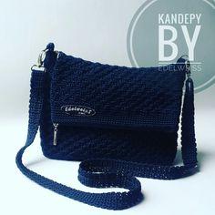 Kandepy crochet sling bag handmade