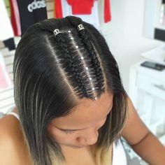 #fashion #women TRENZAS trenzas_anny SEPARA TU CITA WHATSAPP: 314 669 37 46 #hairstyle #kanekalon #trenzascampesinas #trenzascali #amoloquehago #arte #tendencias2019 #fashion #trenzasdemoda #trenzasafricanas #peinadoscontrenzas #trenzas #trenzasparanias #trenzasypeinados #trenzaspegadas #trenzasbonitas #trenzasdelado #trenzascabellolargo Instagram Hairstyles, Braided Hairstyles, Fashion Women, Beauty Hacks, Braids, Dreadlocks, Hair Styles, Casual, Kid Hairstyles