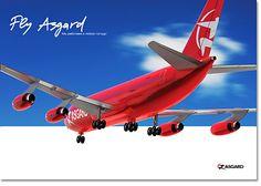 Asgard Branding Agency. Advertising poster. Рекламный постер агентства Asgard Branding.