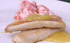 Trilha com Lagostins Cozidos, Migalhas de Pão e Dendê