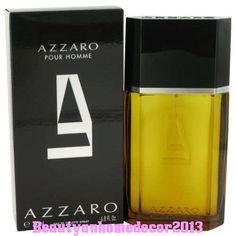 AZZARO by Loris Azzaro 6.8 oz / 200 ml EDT Cologne Spray for Men New in Box #LorisAzzaro