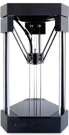 Flux Multifunction 3D Printer: Scan, Print, Laser Engrave, Soon: print ceramics, chocolate, paste and more