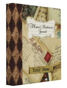Home-Management Binder? Here are a Few of Your Ideas! - Time-Warp Wife | Time-Warp Wife