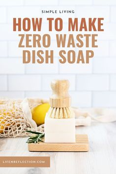 How to make dishwashing soap in the form of a DIY dish soap bar - it's so easy you'll wonder why you didn't switch to a solid dish soap bar sooner!! Cleaning Recipes, Soap Recipes, Cleaning Hacks, Homemade Dish Soap, Homemade Gifts, Homemade Dishwasher Detergent, Crafts To Make, Diy Crafts, Coconut Soap