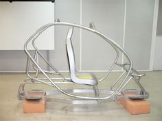 Renault Twizy Frame Structure