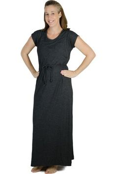 Nursing T-Shirt Maxi Dress