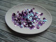 Sequins ~ Purple Mix