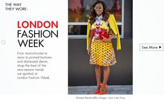 #shopping, #shipping, #UKretailers #Skypax Amazon.co.uk: London Fashion Week: Clothing