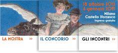 Da Pinocchio a Harry Potter: 150 anni di illustrazione italiana in mostra al Castello Sforzesco a Milano --> ingresso libero fino al 6 gennaio!