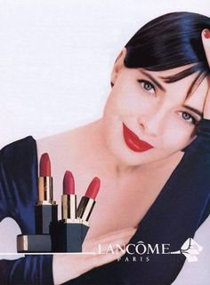 isabella rossellini Preview: Lancôme Announces New Collaboration With Isabella Rossellini - Makeup, Lipstick Collection Spring, Summer, Fall 2016 swatches colors shades