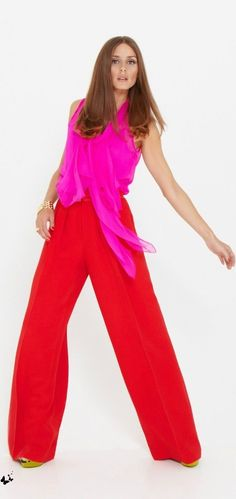 fuscia and red spring 2013