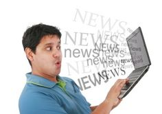 Cara nak baca news forex