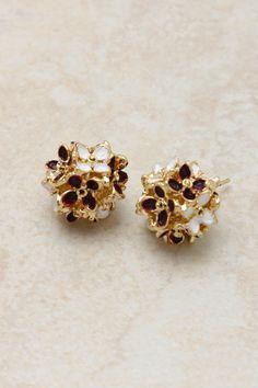 Poppy Blossom Earrings | Emma Stine Jewelry Earrings