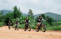 Buzzy Bee Bike in Chiang Mai: een nieuwe manier van fietsen  🐝🚴♀️🚴🏼♂️ #chiangmai #thailand #ebike #ebiking #fatbike #fatbiking #cyclingtour #cycling #electricbicycle #thailandtravel #lovethailand #amazingthailand #fietsenthailand #fietseninthailand #fietsen
