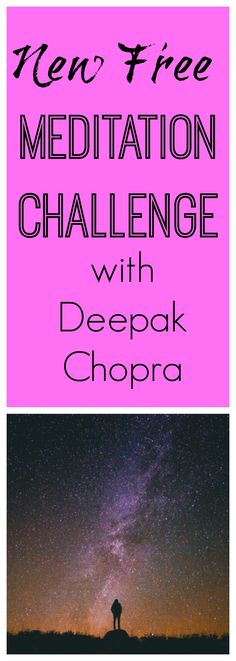 For this new challenge, the new theme is: Hope in Uncertain Times. I just think it's going to be a great one, I can't wait to start ! Find out more here : http://www.nobletandem.com/new-free-21-days-meditation-challenge-deepak-chopra-2/
