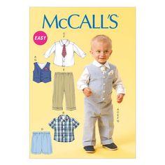 Mccall Pattern M6873 All Sizes -Mccall Pattern